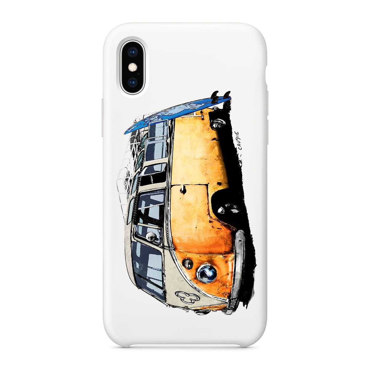 COMBI - Case iPhone XS - Caudie