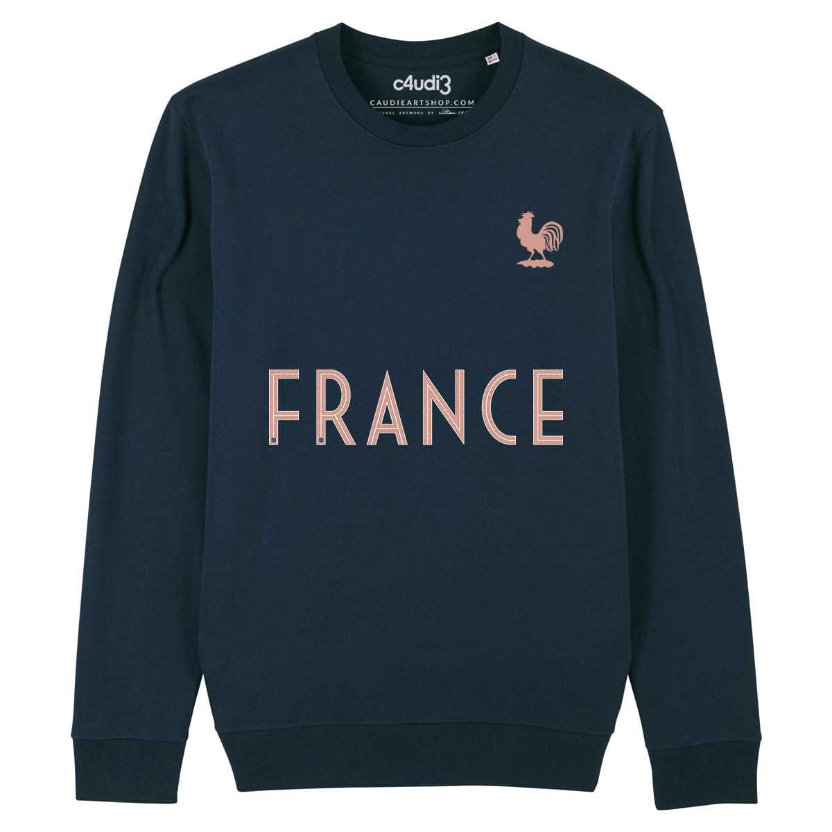 SUPPORTER FRANCE - Sweat - Caudie